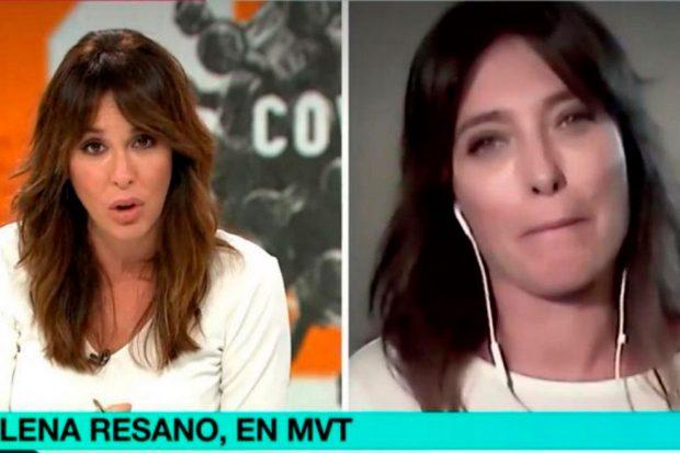 Helena Resano, Mamen Mendizábal