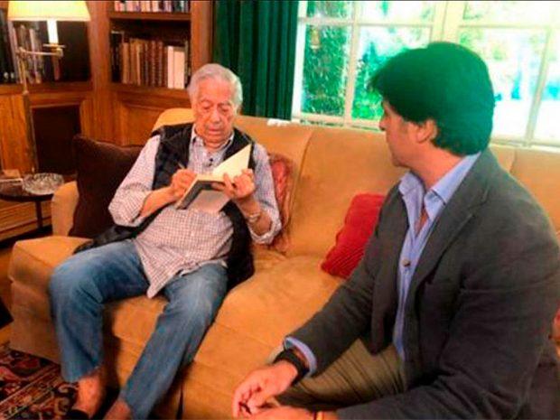 Vargas Llosa, Francisco Rivera