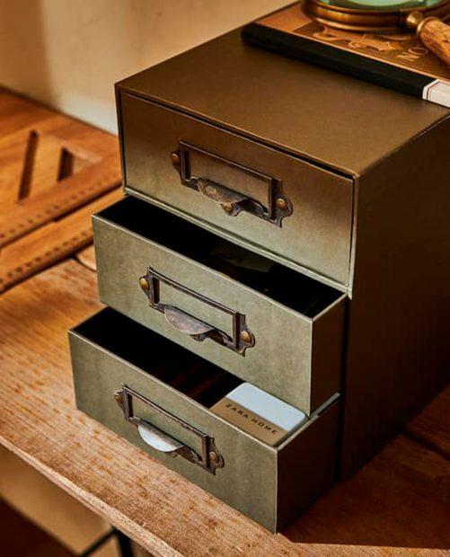 Zara colección papelería