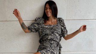 Laura Matamoros lleva las botas de agua de Zara más virales de la historia