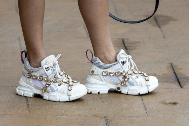 Sneakers Blanca Suárez
