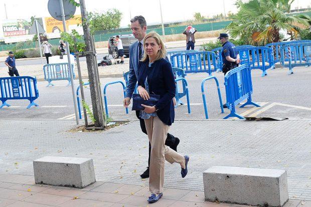 Iñaki Urdangarin, Infanta Cristina