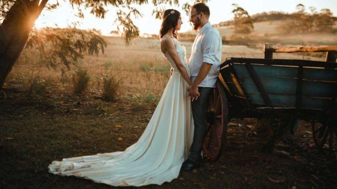 celebrar una boda en el campo