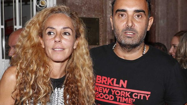 Rocío Carrasco y Fidel Albiac podrían estar pasando por un angustioso bache económico / GTRES