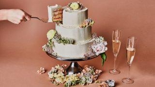 La tarta es uno de los elementos más importantes de la boda