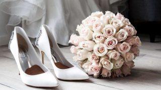 Las flores son imprescindibles en una boda