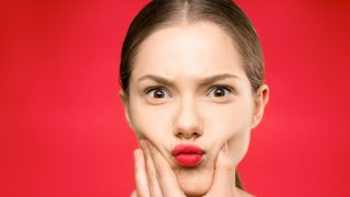 Los labios jóvenes son mucho más sensuales