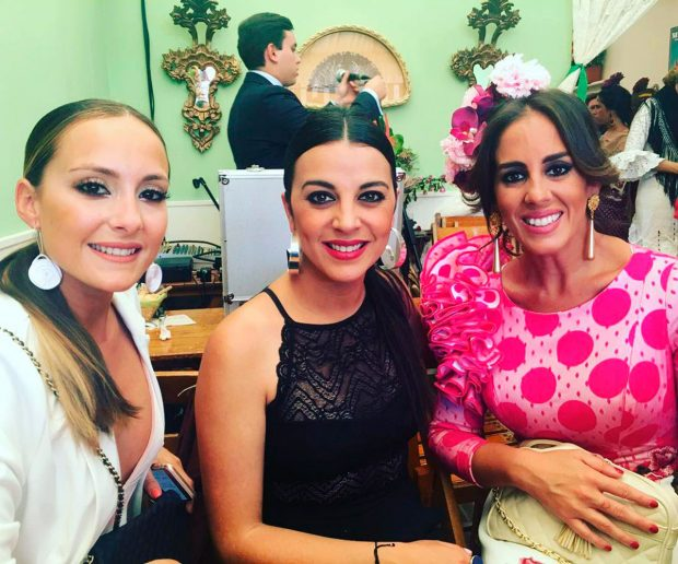 Anabel Pantoja, Anabel Dueñas, Mercedes Durán