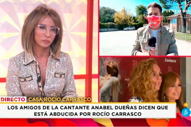 Rocío Carrasco, Anabel Dueñas, María Patiño