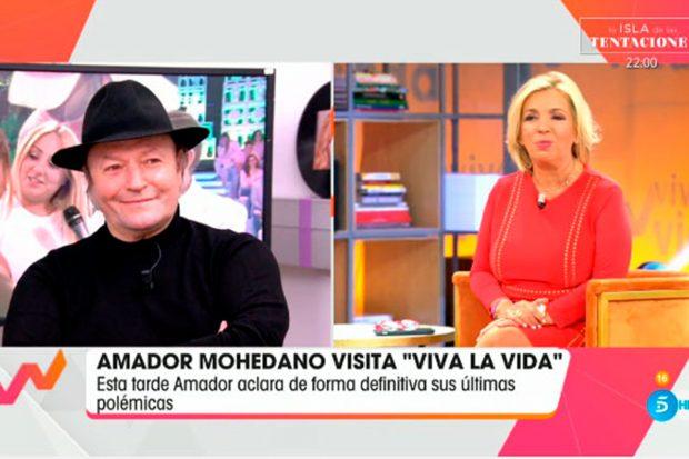 """Amador Mohedano a Carmen Borrego """"qué te he hecho para que hables de mí con desprecio"""" 6"""