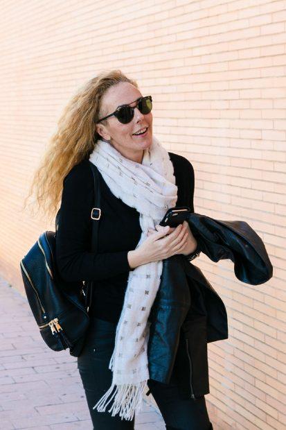 Rocío Carrasco paseando por Almeria en febrero de 2020/Gtres