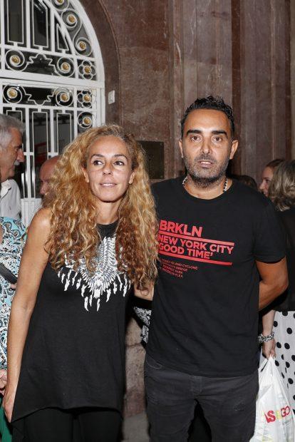 Rocío Carrasco y Fidel Albiac/Gtres