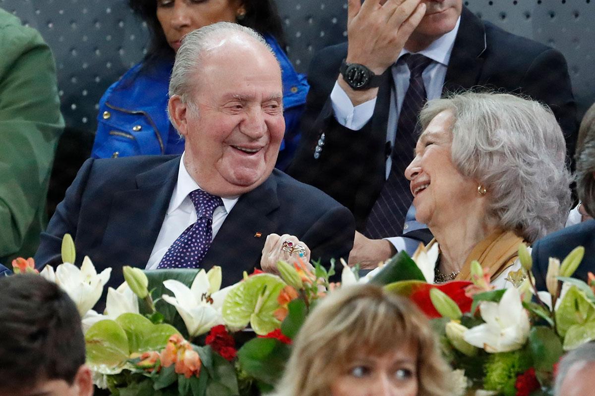 Sofía, Juan Carlos