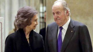 Don Juan Carlos y doña Sofía en una imagen de archivo / GTRES