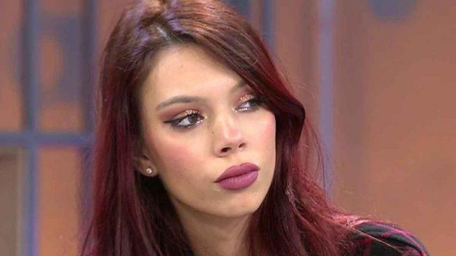 Alejandra Rubio ha decidido seguir los pasos de las mujeres de su familia, y hacerse un hueco en televisión/ Mediaset