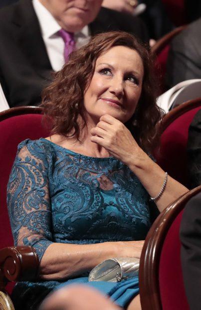 Paloma Rocasolano en los Premios Princesa de Asturias 2018/Gtres