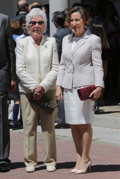 Menchu Álvarez y Paloma Rocasolano/Gtres