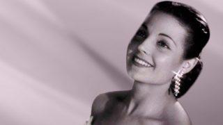 Carmen Sevilla en un fotomontaje de LOOK / Gtres