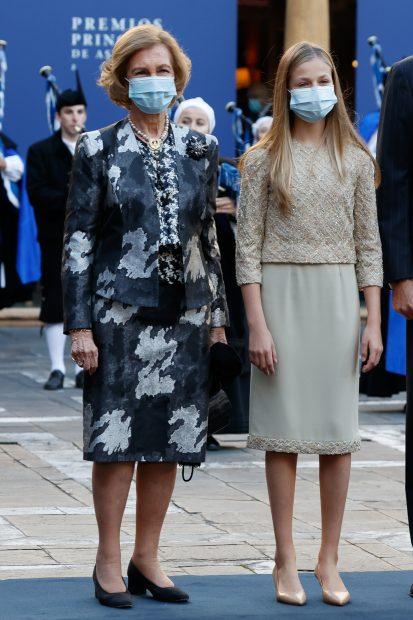 Sorpresa: la reina Sofía emula al rey Juan Carlos y disfruta de una de sus grandes pasiones