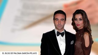 Paloma Cuevas y Enrique Ponce / Look