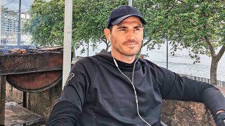 Iker Casillas, en una imagen de su cuenta de Instagram / @ikercasillas