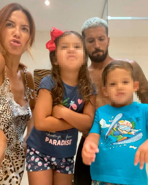 Tamara Gorro, Ezequiel Garay