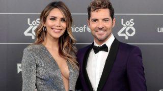 David Bisbal y Rosanna Zanetti dan la bienvenida a su segundo hijo, una niña llamada Bianca/Gtres