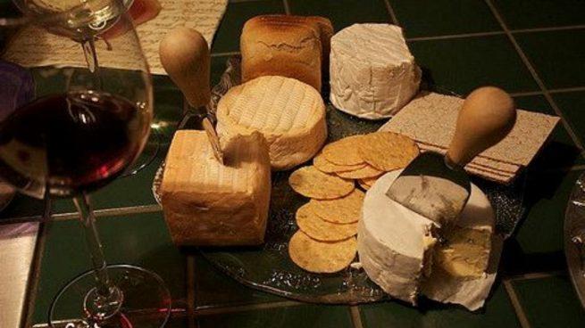 Descubre diferentes variedades de quesos y escoge el tuyo