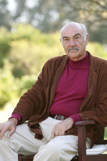 Sean Connery en una imagen de archivo/Gtres