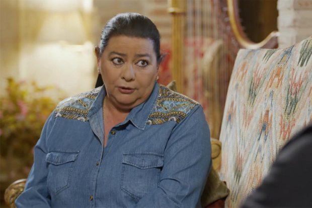 María del Monte explica en 'Mi casa es la tuya' como fueron sus inicios en la música./Telecinco
