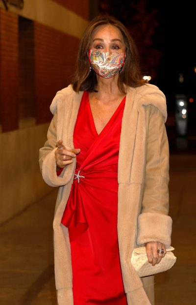 Un despiste ha hecho que Isabel Preysler y Mario Vargas Llosa llegaran tarde a un concierto/Gtres