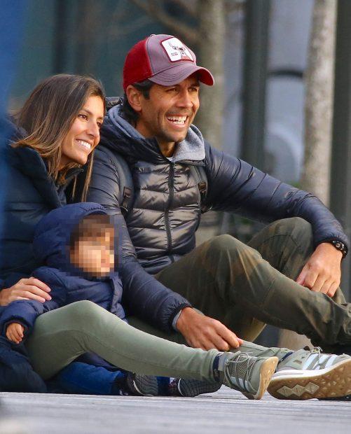 El tenista ha pasado por quirófano a un mes de convertirse en papá por segunda vez/Gtres