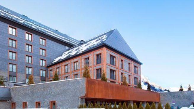 Así es el nuevo hotel de la cadena de Messi y está en Baqueira