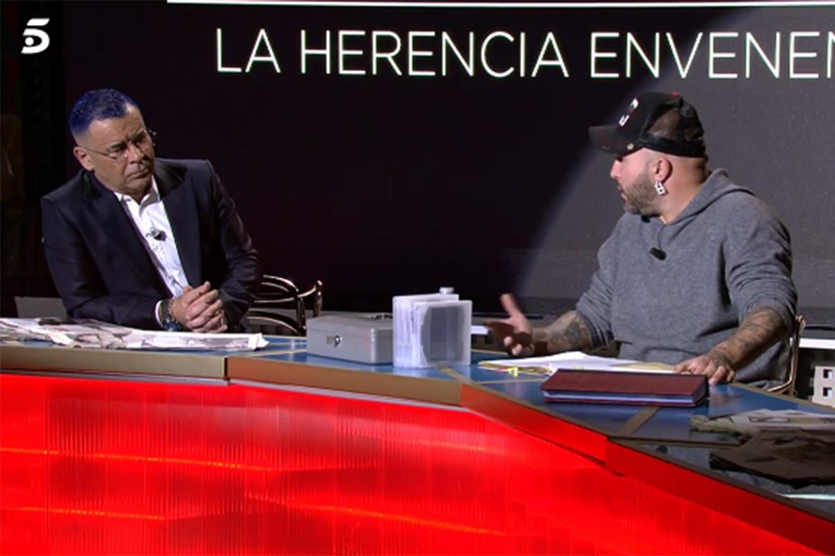 Kiko Rivera en su entrevista más sincera en el especial 'Cantora: la herencia envenenada'./Telecinco