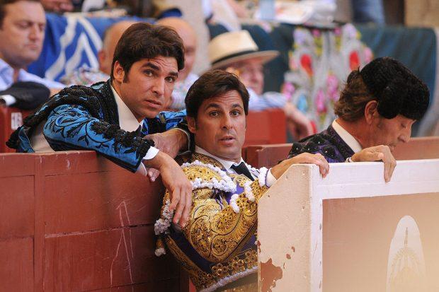 Francisco y Cayetano Rivera en una imagen de archivo./Gtres