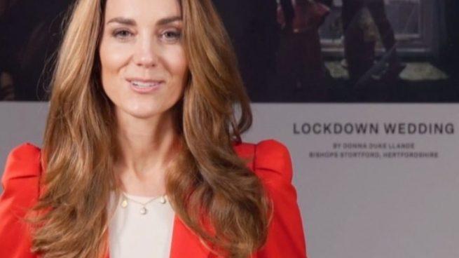 El bronde, el tono de cabello que acaba de estrenar Kate Middleton foto @IG_kensingtonroyal