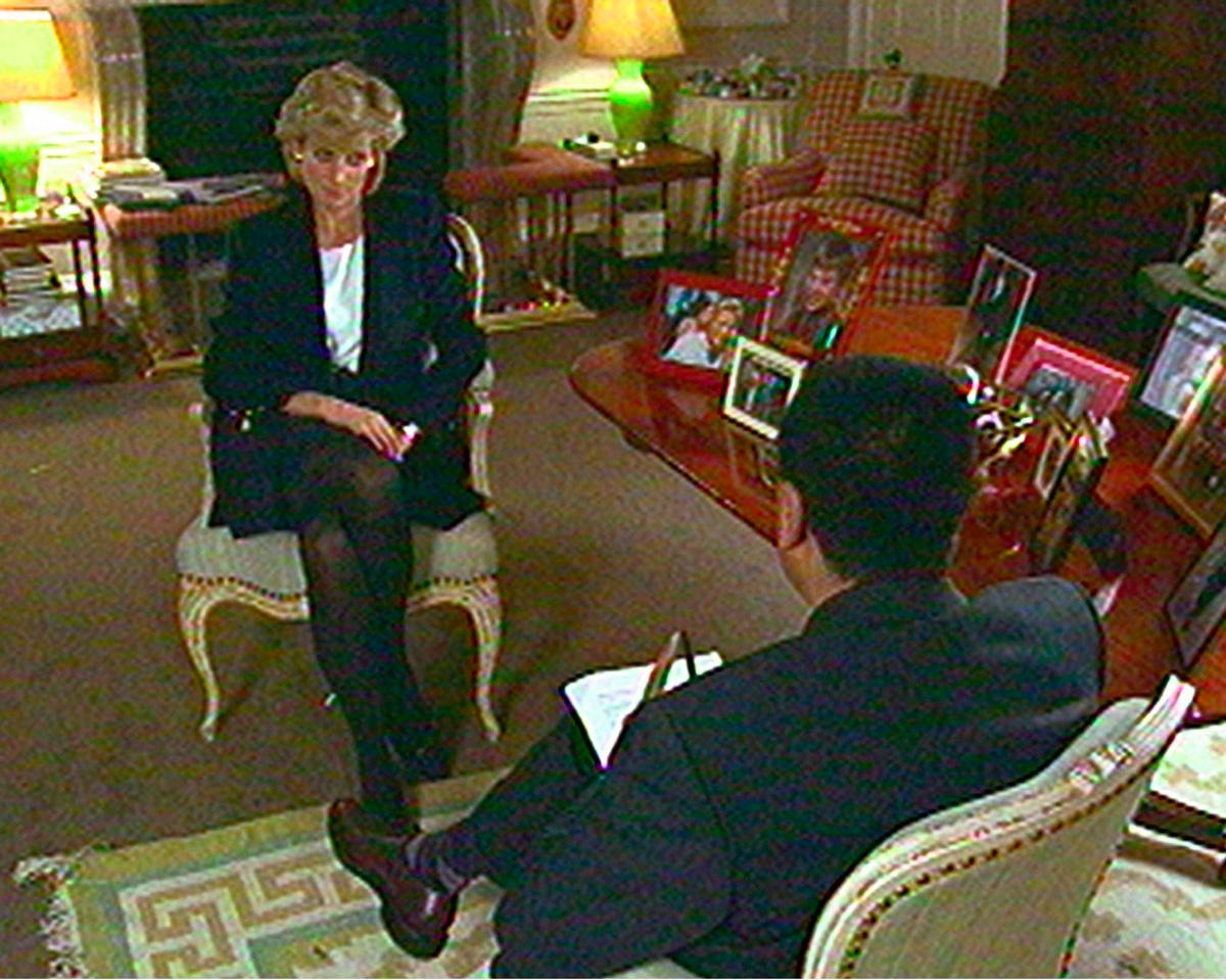 El apoyo del príncipe Guillermo a la entrevista más especial de su madre, Lady Di