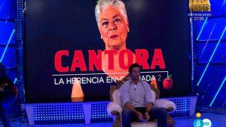Teresa Rivera se sentó este viernes en 'Cantora: la herencia envenenada 2' y dio nuevos datos sobre la herencia de su hermano / Telecinco