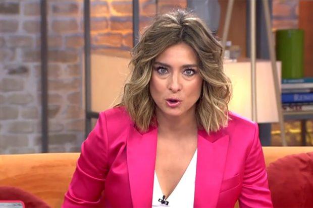 Sandra Barneda presentado 'Viva la vida'/Telecinco