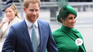 El príncipe Harry y Meghan Markle/Gtres
