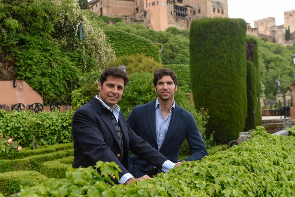 Francisco y Cayetano Rivera