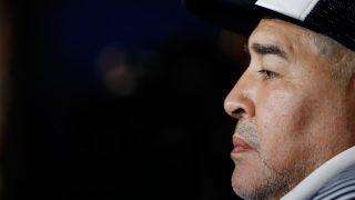 Muere Diego Armando Maradona / Gtres