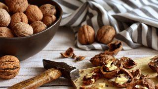 ¿Un puñado de nueces al día te ayudarán a adelgazar?