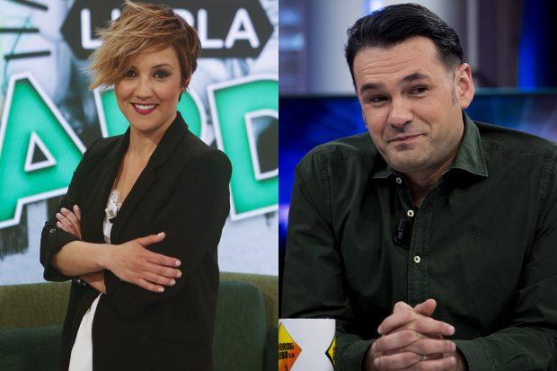 Iñaki López y Cristina Pardo serán los encargados de dar las Campanadas 2020 en La Sexta./Gtres