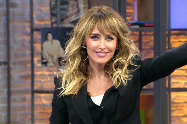 Emma García en 'Viva la vida'./Telecinco
