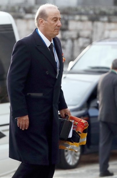 Francis Franco en una imagen de archivo./Gtres
