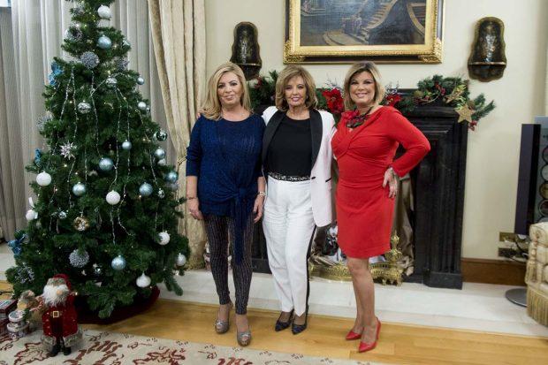 Terelu Campos y Carmen Borrego estarán presentes en su regreso, y enviarán a su madre un emotivo mensaje/Gtres