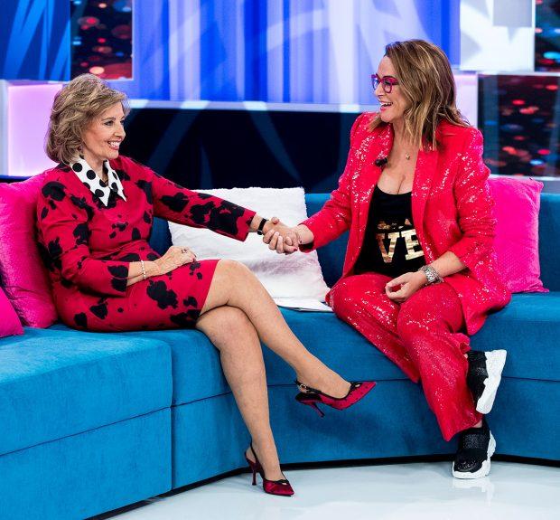 María Teresa Campos se sienta esta noche con Toñi Moreno en 'Un año de tu vida'/Gtres