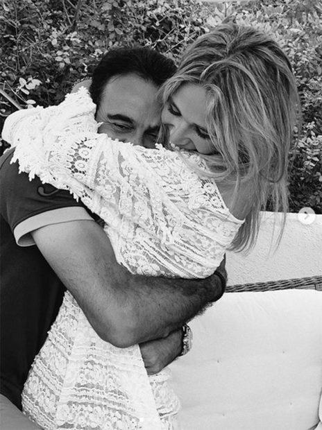 Enrique Ponce y Ana Soria llevan más de medio año juntos./Instagram @anasoria.7