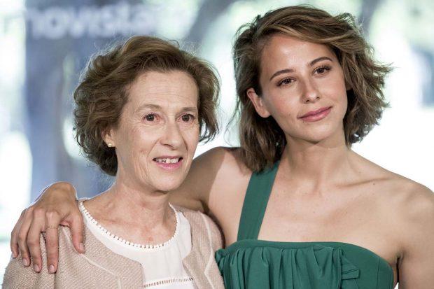 La escritora Julia Navarro no dio luz verde al proyecto hasta que Irene Escolar no aceptó el papel de la protagonista/Gtres